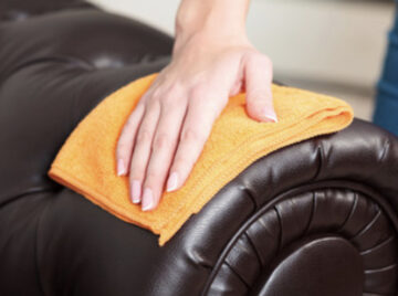 conditioning treatment for leather sofa